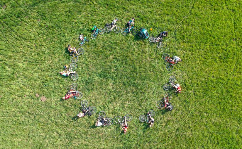 Na kole do Berouna